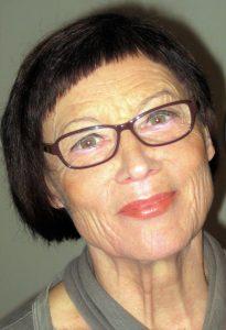 Portrait der Künstlerin Rita Bertko